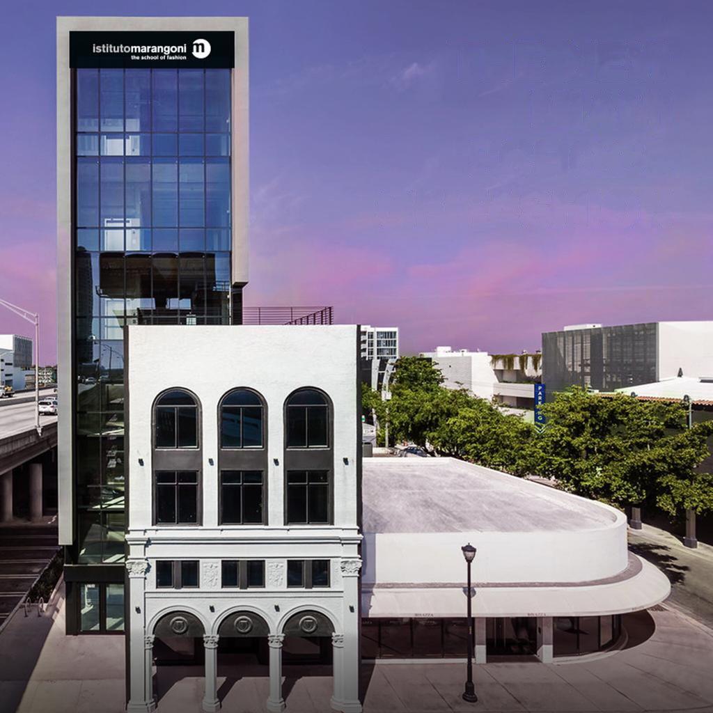 Istituto Marangoni Miami Fashion Design School About Us